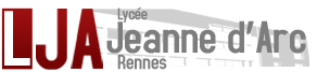 lycée jeanne d'arc rennes logo